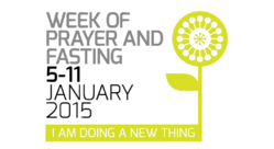 Week of Prayer and Fasting 201