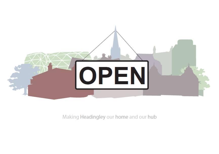 Headingley buildings open